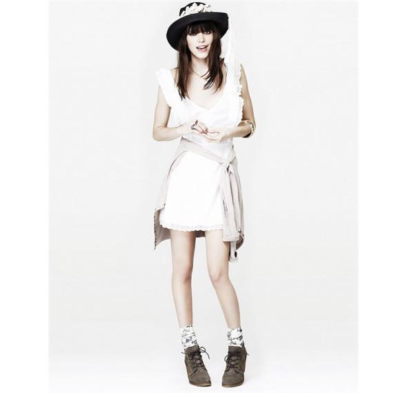 Кое-что новое: Gentlewoman, H&M, Zara и Topshop. Изображение № 20.