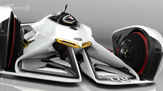 Chevrolet создала суперкар для Gran Turismo. Изображение № 2.