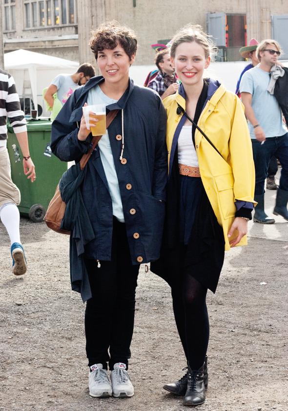 Золотые шорты, джинсовые рубашки и шляпы: Люди на фестивале MELT!. Изображение №15.