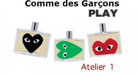 Новая серия Comme des Garcons PLAY . Изображение № 1.