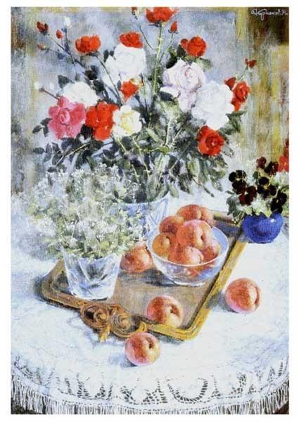 Скончался российский художник Андрей Курнаков. Изображение № 12.