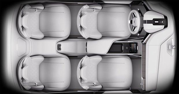 В Volvo разработали салон машины на автопилоте. Изображение № 8.
