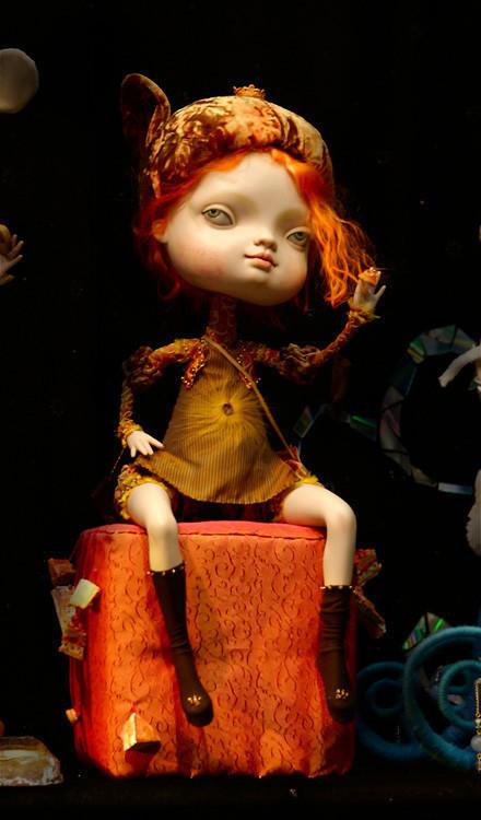 Арт-куклы неигрушки. Изображение № 5.
