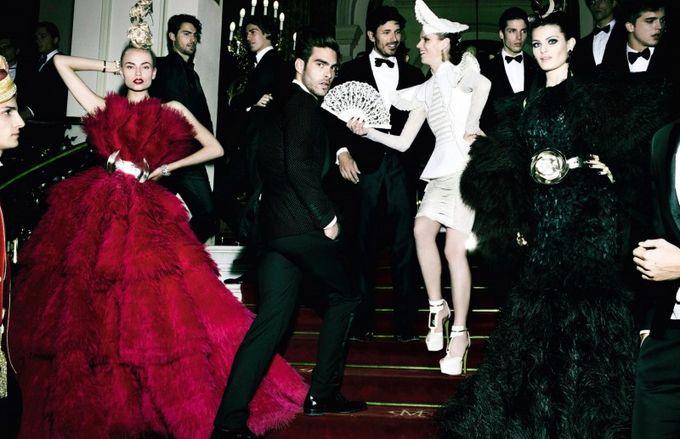 Вышли новые мужские съемки из Citizen K, Fashionisto, Vogue и других журналов. Изображение № 5.