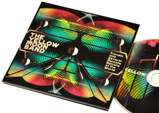 25 дизайнеров музыкальных альбомов. Изображение № 158.