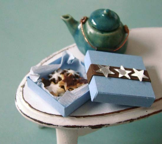 Еда в миниатюре. Изображение № 41.