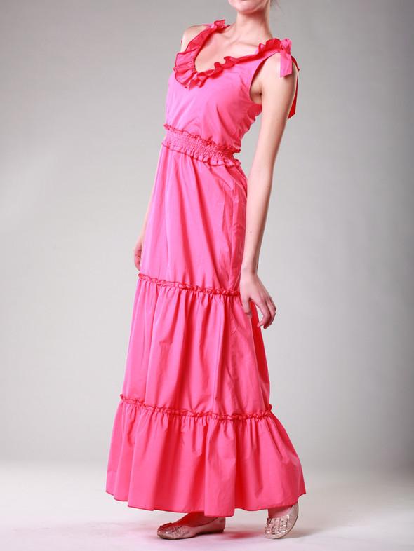 Лукбук YETONADO: летнее настроение и длинные платья. . Изображение № 5.