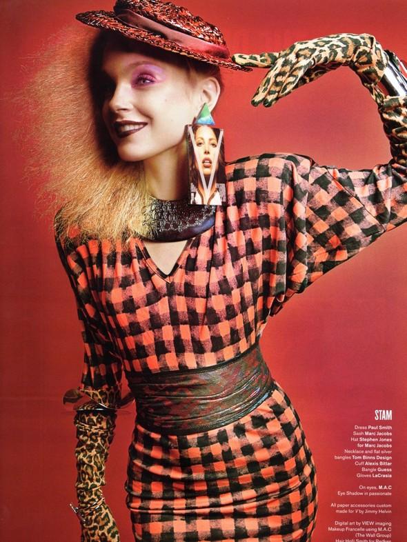 Потрясающая фотосессия вV Magazine Spring 09. Изображение № 4.