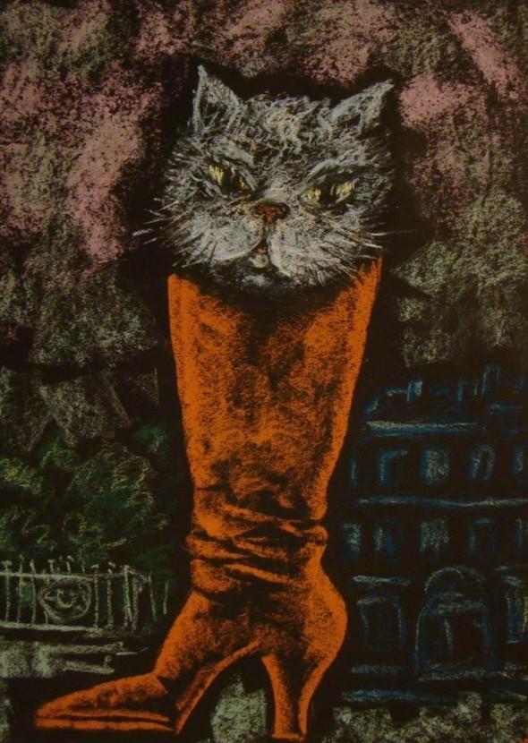 Универсальный художник - В.И. Соболевский. Изображение № 31.