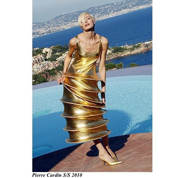 Модному дому Pierre Cardin исполнилось шестьдесят лет. Изображение № 6.