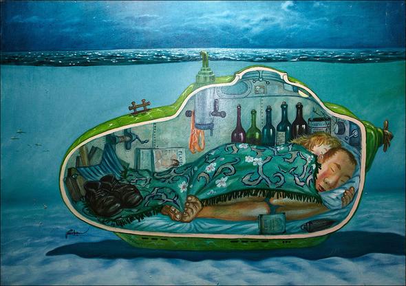 Изображение 11. Молдова на 54-ой Венецианской биеннале.. Изображение № 11.