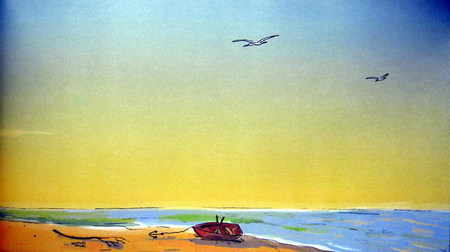 Ликующий сюрвкнижной иллюстрации Беатрис Родригес. Изображение № 14.
