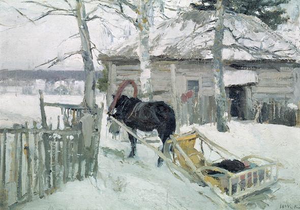 Все выставки Государственной Третьяковской галереи. МАРТ 2012 года. Изображение № 5.