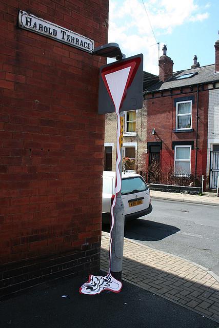 Креативные дорожные знаки от Final Frontier. Изображение № 8.