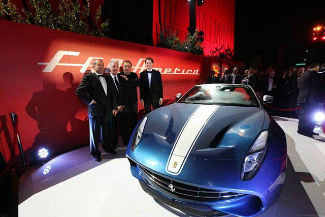 Фото: выставка суперкаров Ferrari в Беверли-Хиллз. Изображение № 9.