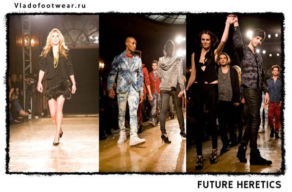 Vladofootwear & Future Heretics Показ 2009. Изображение № 14.