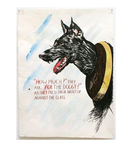 27 работ, за которые я люблю автора обложек Black Flag и Sonic Youth. Изображение № 27.