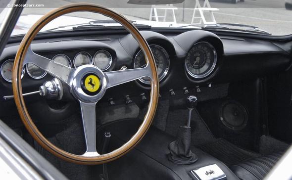 Ferrari 250 GTLusso. Изображение № 4.