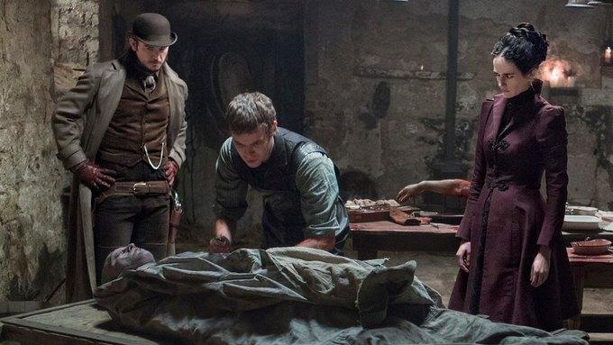 Ева Грин и ожившие монстры появятся в сериале Penny Dreadful. Изображение № 4.