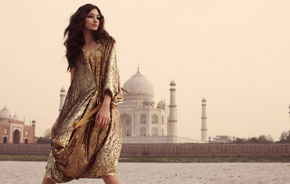 Fashion travels the world.India.Part 2. Изображение № 13.