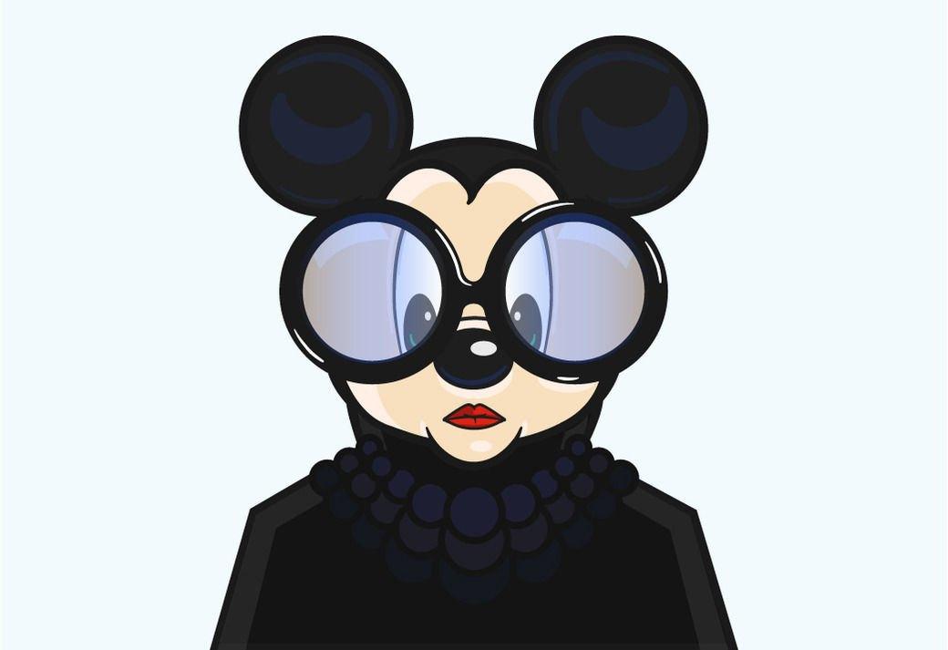 Почему Карл Лагерфельд неснимает очки, аСьюзи Менкес носит чуб. Изображение № 11.