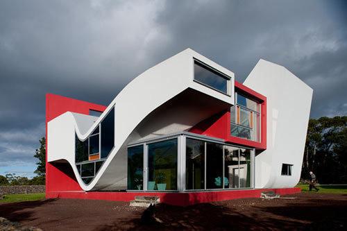 Изображение 8. Новый дом-птица архитектора Бернарду Родригеша.. Изображение № 8.