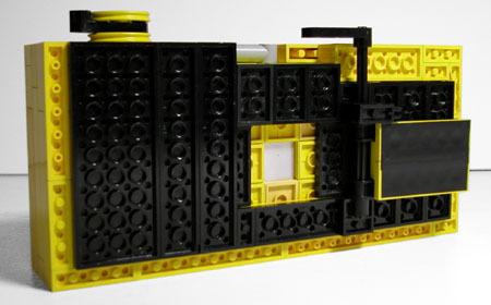 Изображение 6. Фотоаппарат изLEGO.. Изображение № 2.