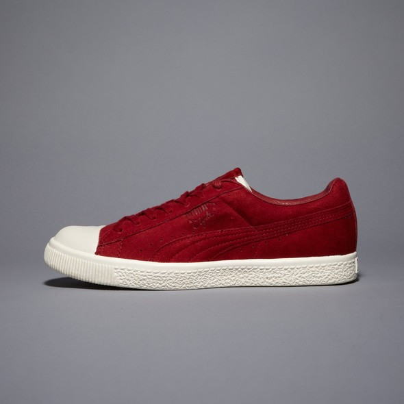 UNFTD x Puma Clyde Coverblock. Изображение № 12.