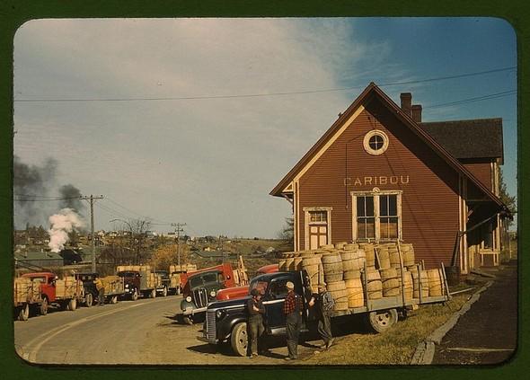 America 1930-1940 in colour. Изображение № 7.