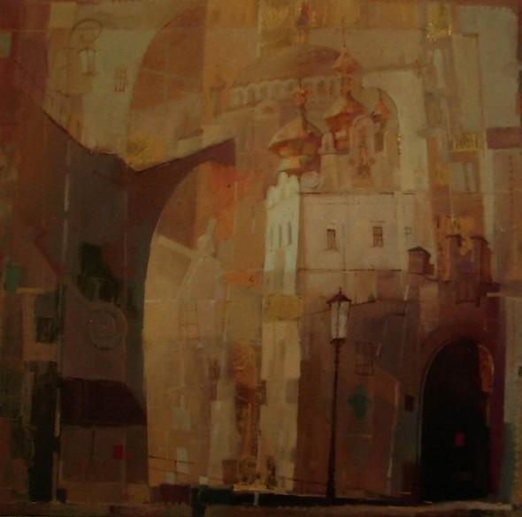 Украинский художник Александр Антонюк. Изображение № 6.