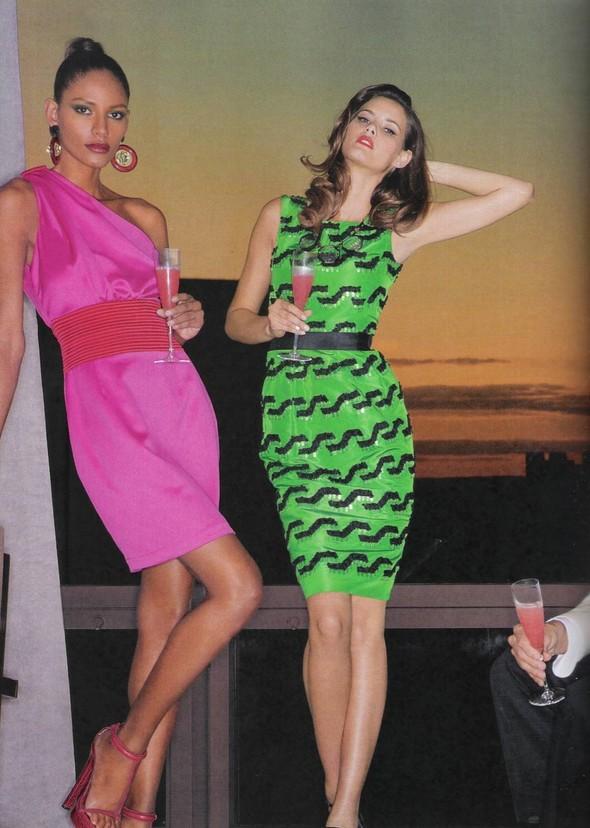 Съёмка: Алессандра Амброзио, Эмануэла де Паула и другие для Vogue. Изображение № 9.