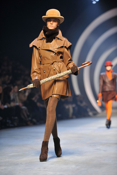 Jean Paul Gaultier for Hermes (fall-winter 2010). Изображение № 17.