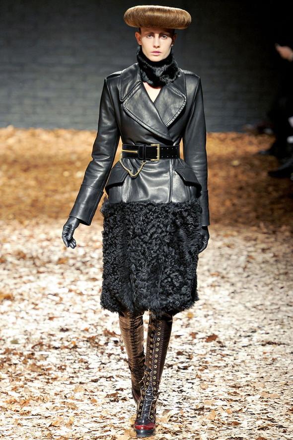 Лукбук McQ by A. McQueen F/W 2012-13, Женская и мужская коллекции. Изображение № 12.