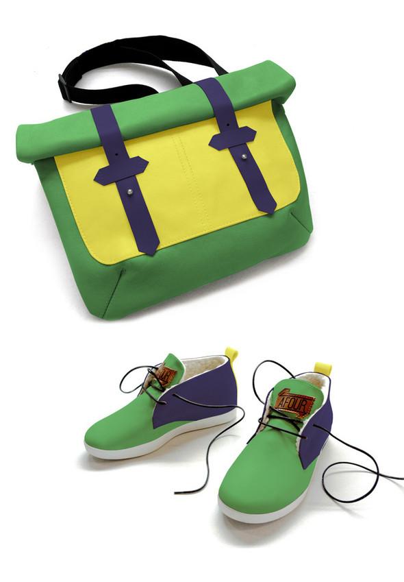 Кеды и сумка в одном стиле теперь не проблема. Изображение № 1.