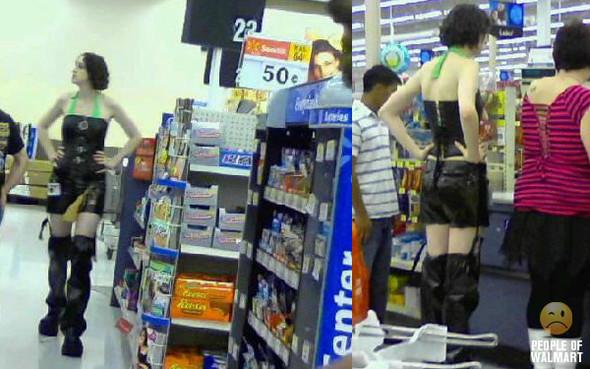 Покупатели Walmart илисмех дослез!. Изображение № 76.