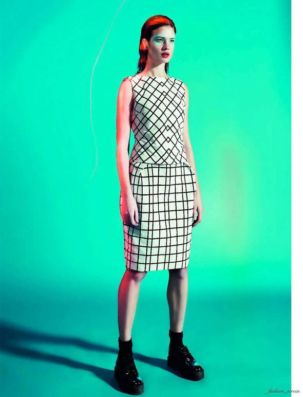 Съёмка: Наталья Водянова для Vogue. Изображение № 2.