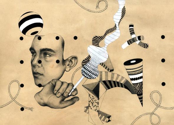 Павел Рипли, иллюстратор. Изображение № 54.