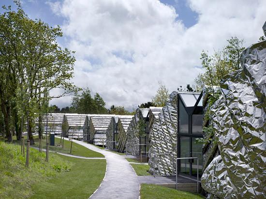Arts centre, Wales. Изображение № 5.