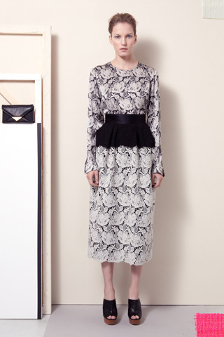 Stella McCartney Pre-Fall 2012. Изображение № 27.