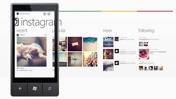 Instagram и Vine появятся на Windows Phone. Изображение № 1.