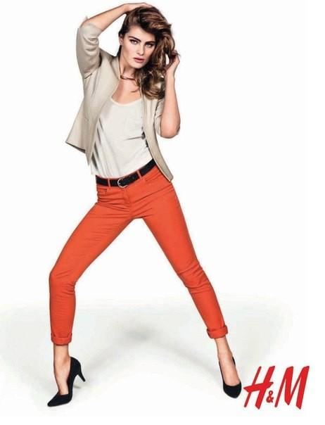 Кампания: Наташа Поли, Изабели Фонтана и Дарья Вербова для H&M. Изображение № 4.