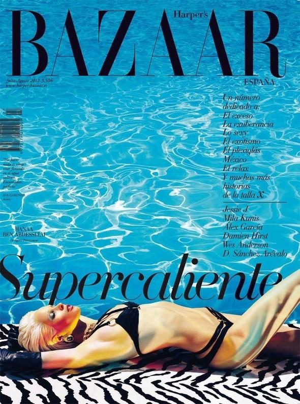 Обложки: Vogue, V, W и другие. Изображение № 1.