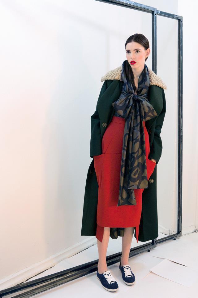 Click-boutique и Yanina Vekhteva показали новые коллекции. Изображение № 9.