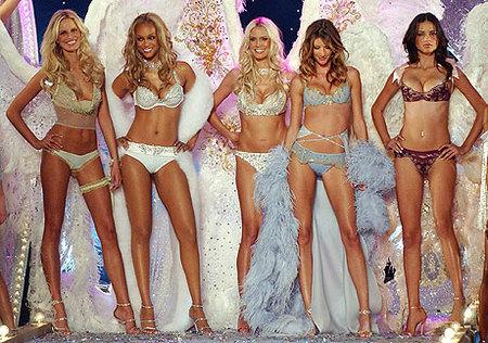 Изображение 13. Victoria's Secret Angels.. Изображение № 6.