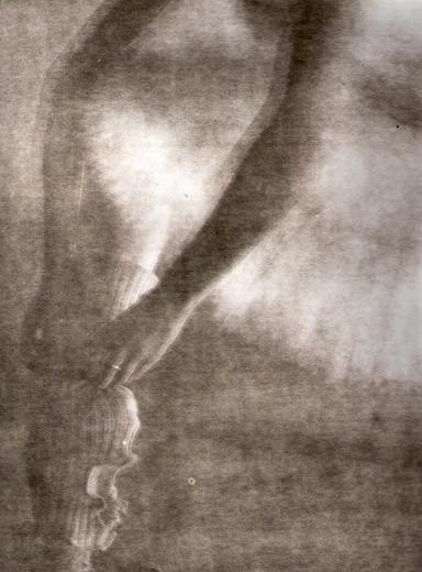 Балет в технике лит-печати или как мой друг печатает ночами фотографии. Изображение № 1.