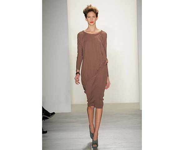Неделя моды в Нью-Йорке: второй день. Изображение № 27.