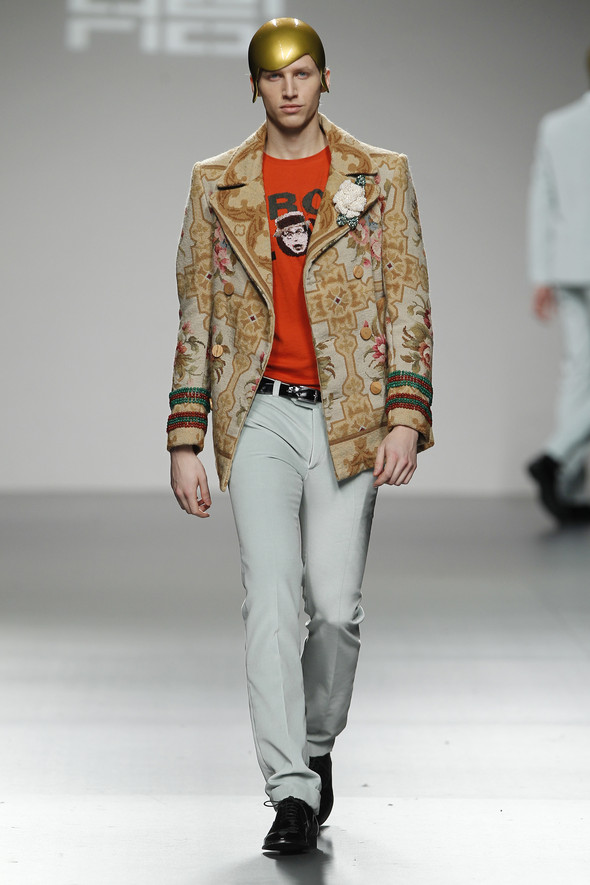 Madrid Fashion Week A/W 2012: David del Rio. Изображение № 13.