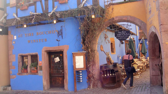 Ресторан Au Tire-bouchon. Изображение № 55.