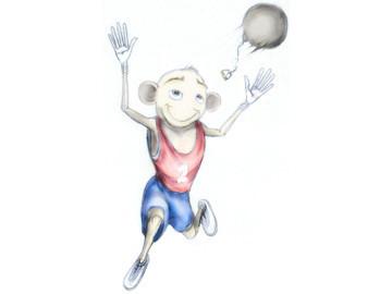 Талисман чемпионата мира 2013 в Москве возможно будет таким.. Изображение № 14.