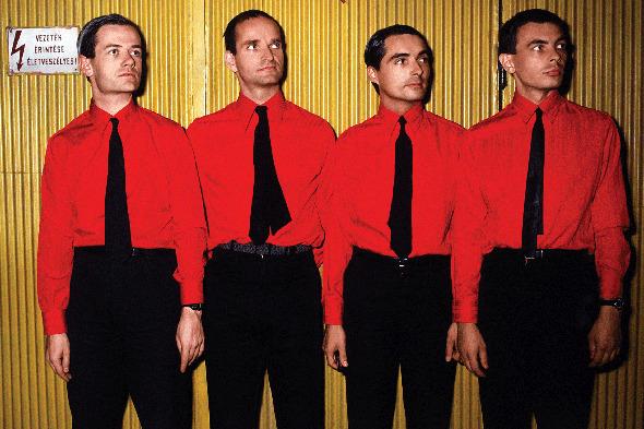 Kraftwerk. Изображение №3.